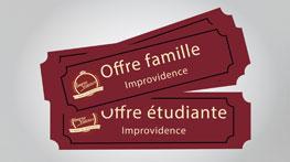 Improvisation Théâtre Improvisation Lyon Theatre Improvisation Bordeaux Etudiant et familles