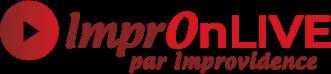 Logo imprOnlive Improvidence Lyon Bordeaux Avignon