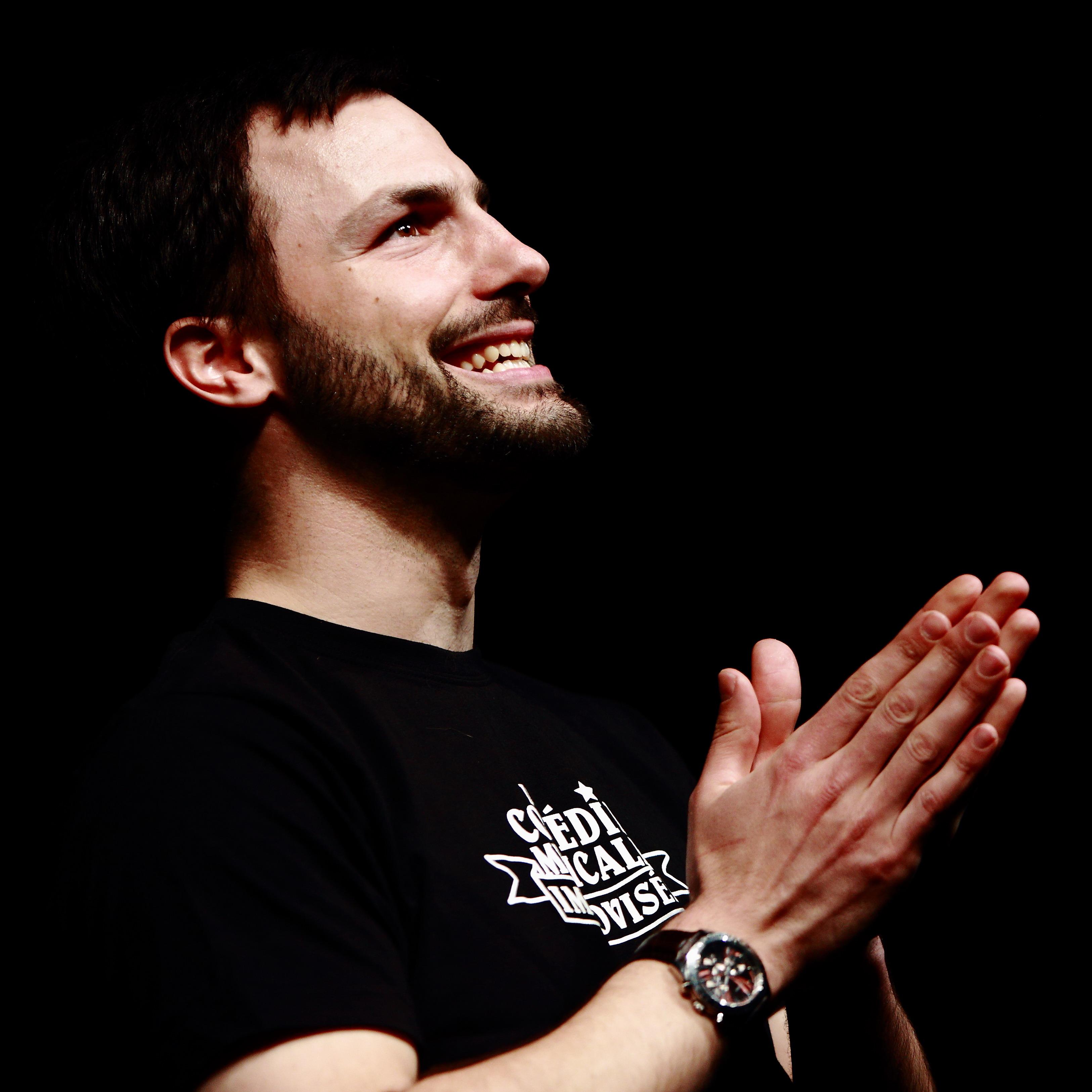 Improvisation Théâtre Improvisation Lyon Théâtre Improvisation Bordeaux Michel Pichu