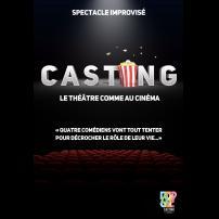 Improvisation Théâtre Improvisation Lyon Théâtre Improvisation Bordeaux CASTING à l'Improvidence