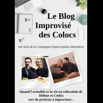 Improvisation Théâtre Improvisation Lyon Théâtre Improvisation Bordeaux Le blog improvisé des colocs ! à l'Improvidence