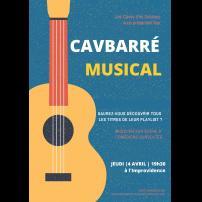 Improvisation Théâtre Improvisation Lyon Théâtre Improvisation Bordeaux Cavbarré à l'Improvidence