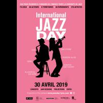Improvisation Théâtre Improvisation Lyon Théâtre Improvisation Bordeaux Jazz Day à l'Improvidence