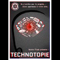 Improvisation Théâtre Improvisation Lyon Théâtre Improvisation Bordeaux Technotopie à l'Improvidence