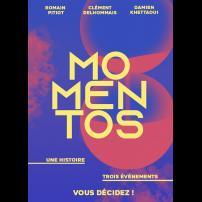 Improvisation Théâtre Improvisation Lyon Théâtre Improvisation Bordeaux Momentos à l'Improvidence